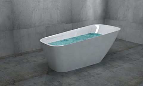 minimalist freestanding bathtubs
