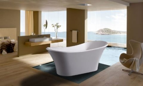 modern freestanding bathtubs for contemporary home