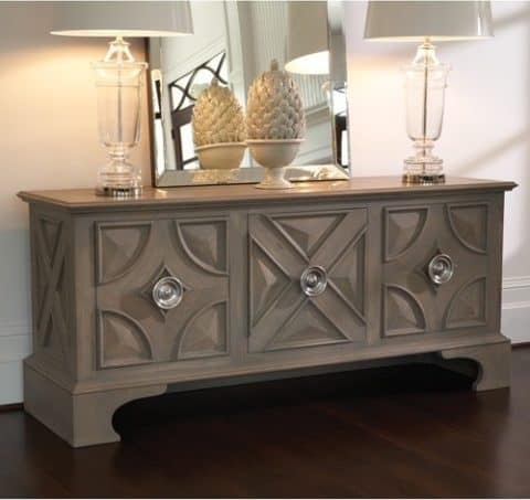 buffet cabinet with an awesome design