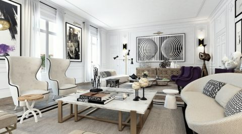 chic Apartment with best interior