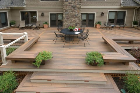 most stylish deck ideas