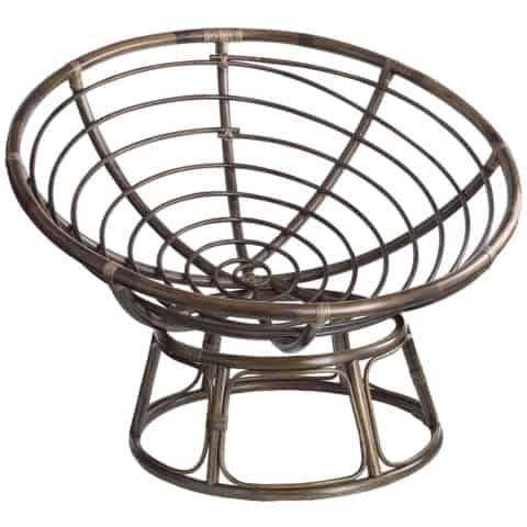 Papasan chair frame