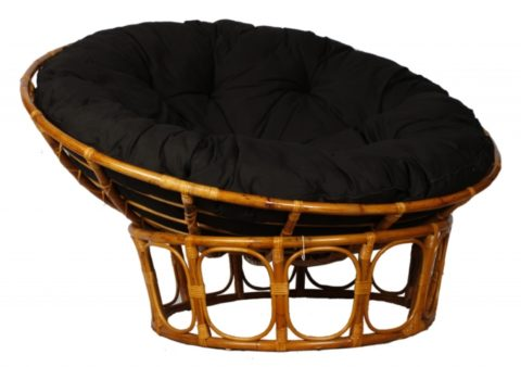 Black papasan chair ideas