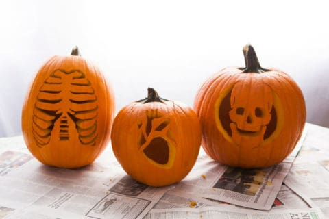 Diy pumpkin carving ideas