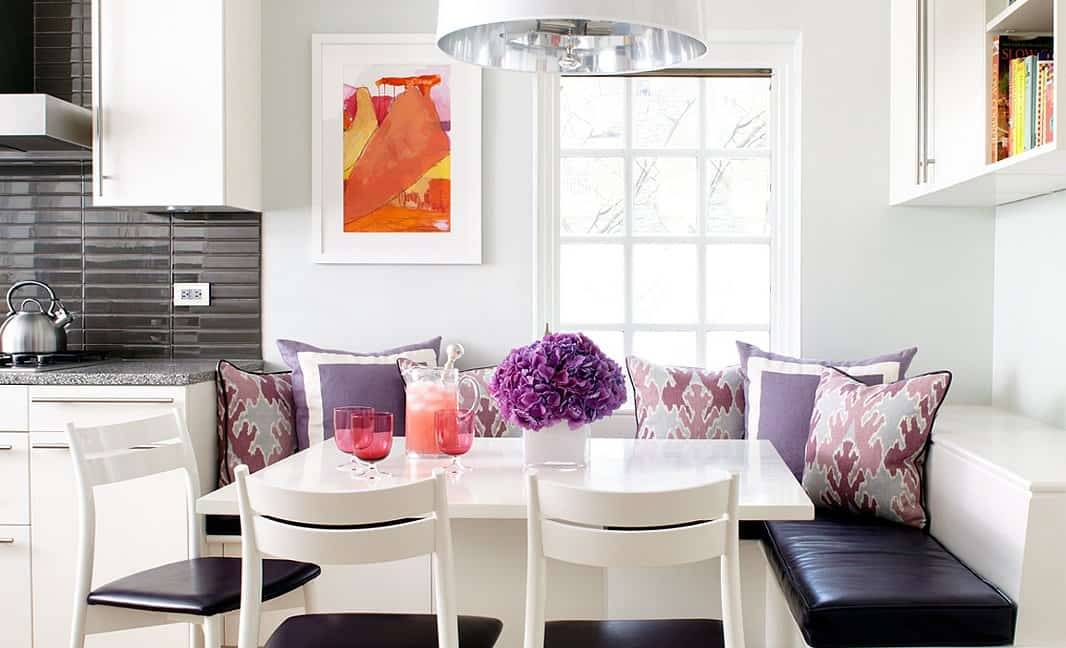 King lane breakfast nook
