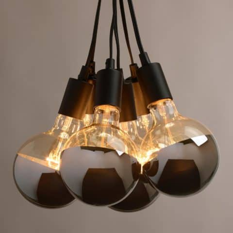 Pendant lighting with unique concept