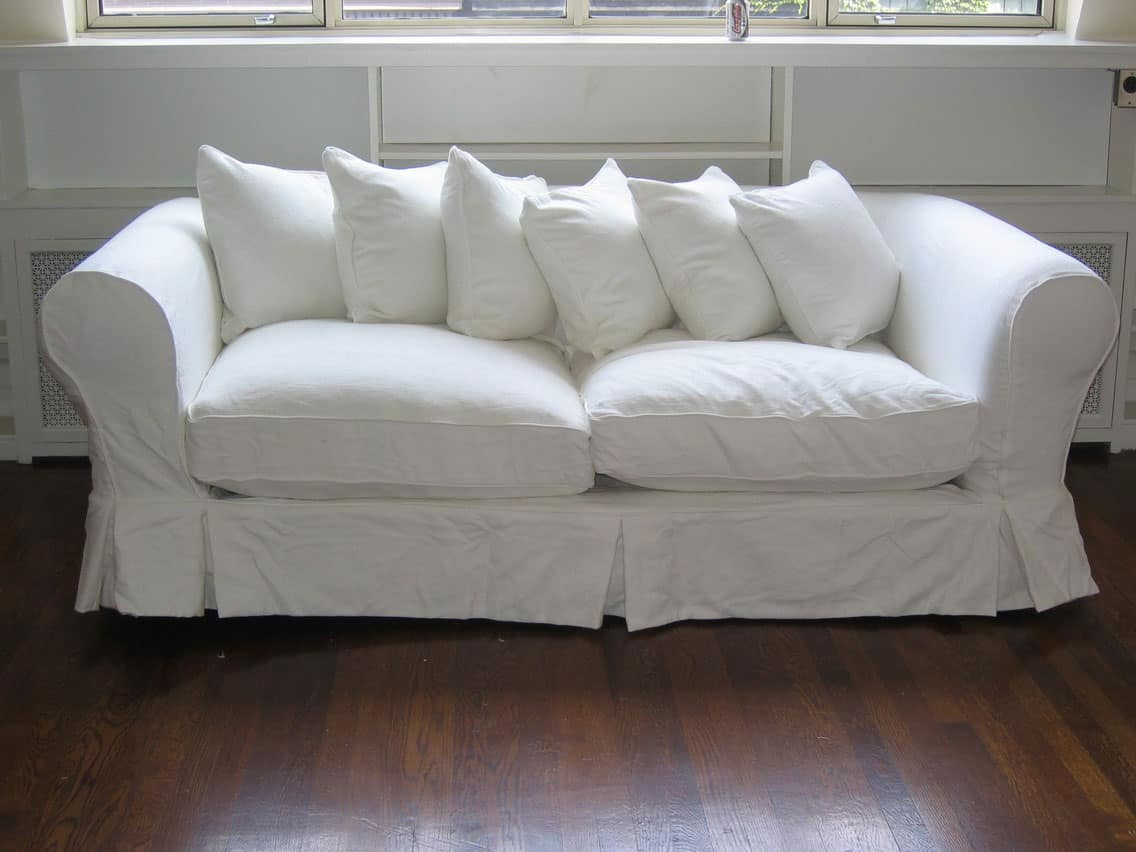 Points to Consider before You Choose White Leather Couch ...