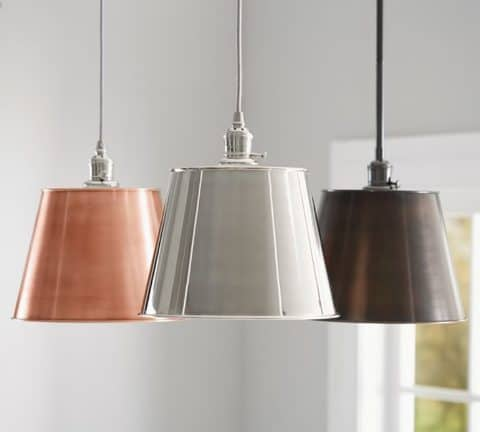 Stylish pendant lighting concept