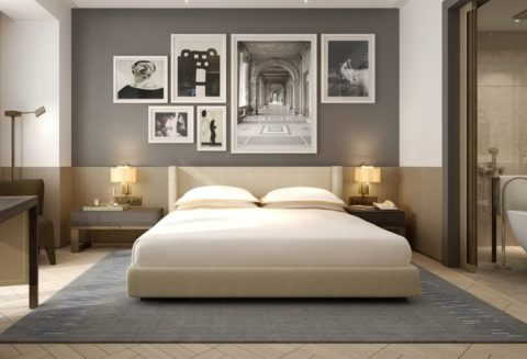 3d wall picture frames for bedroom