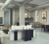 Get the best Industrial interior design