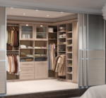 Customized California Closets