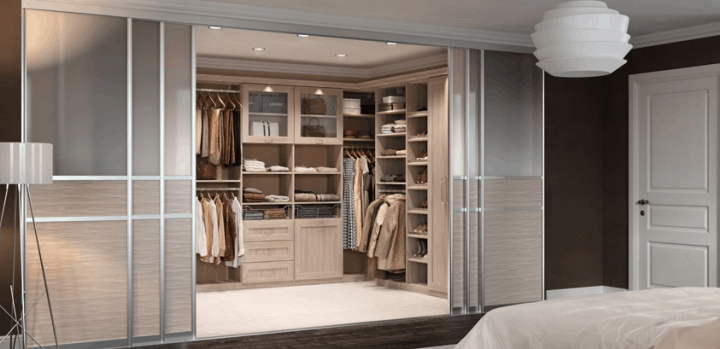 Most luxury california closets