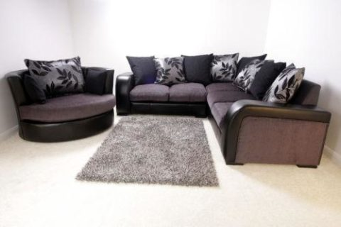 Cuddle chair for small room