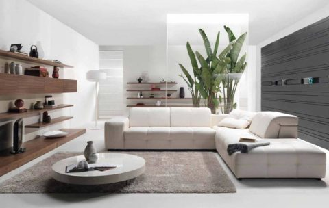 Nifty modern living room ideas