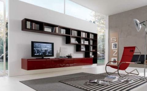 Apartmen living room interior design