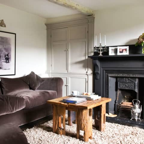 Country small living room ideas