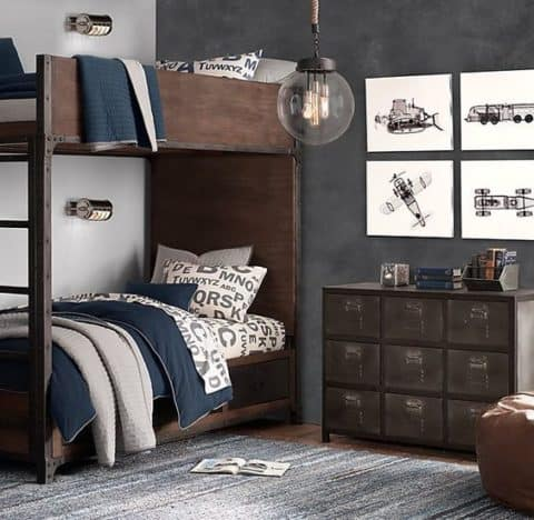Latest teen boys room ideas