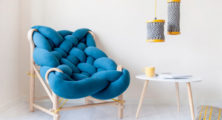 24 Most Adorable Knitted Furniture for Winter