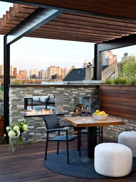 Best rooftop deck ideas