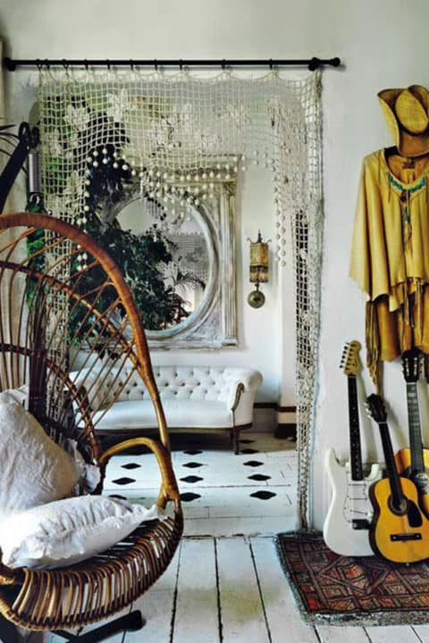 Cozy boho home ideas