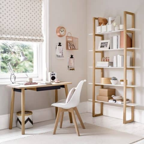 Home office for teenage