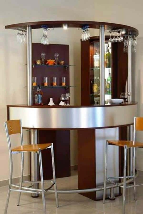 15 Best Kitchen With A Mini Bar Decoration Channel