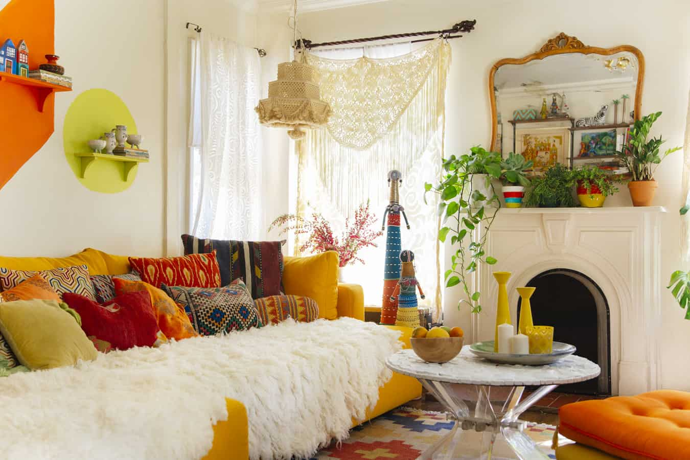 Most comfortable boho home ideas