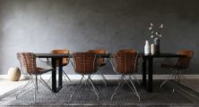 Modern Design Wire Dining Chairs