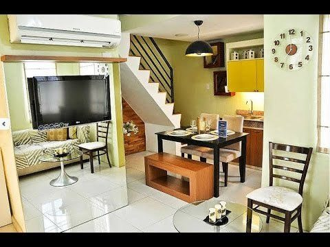 Row house interior design philippines