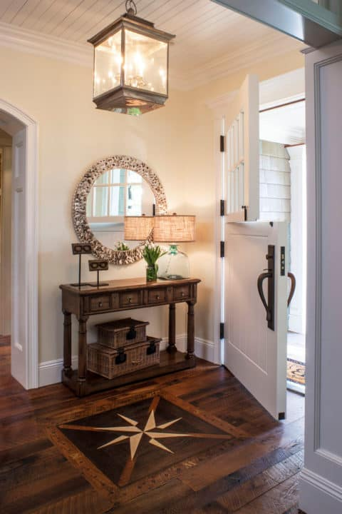 Rustic entryway ideas