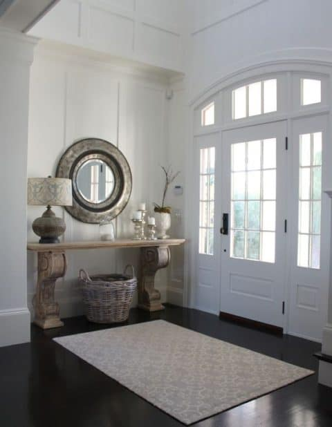 Welcoming entryway ideas