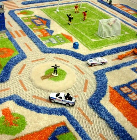Awesome rugs for kids rooms