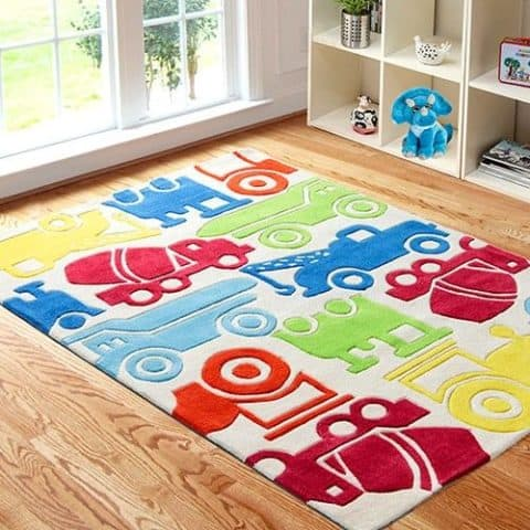 Best rugs for kids rooms