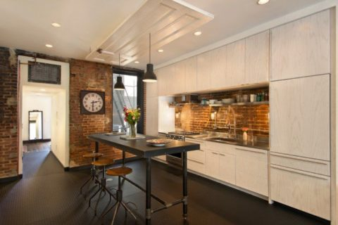 Contemporary industrial kitchen ideas