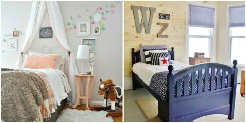 Kids room ideas for boys and girls