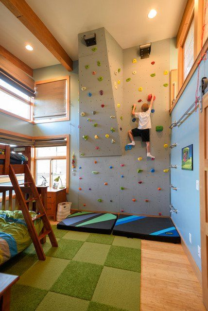 Kids room ideas with play area