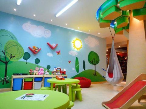 Kids game room ideas game rooms for kids and family kids room 2016 within decorating kids room