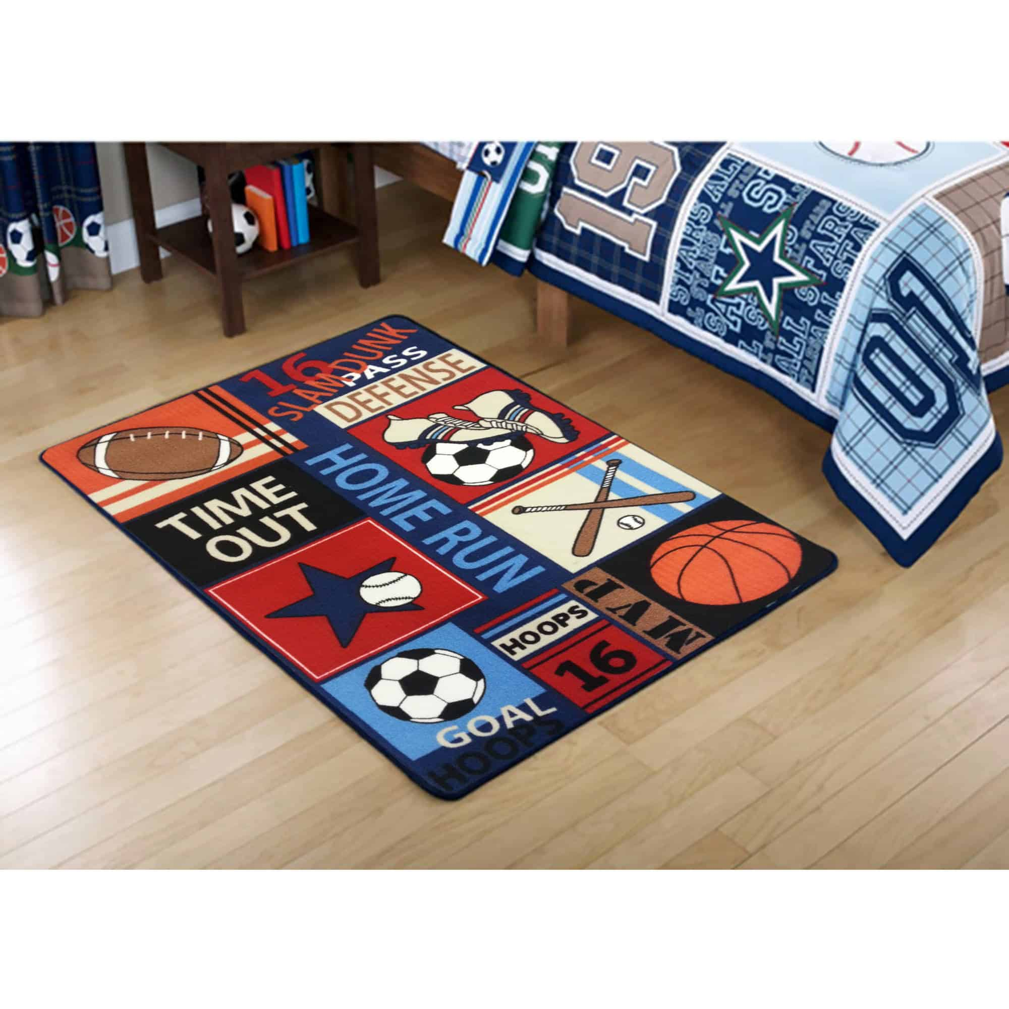 Rug For Little Boys Room: The Perfect Rugs For Kids Rooms