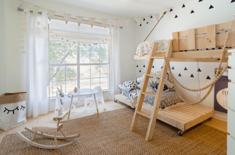 Stylish kids room ideas