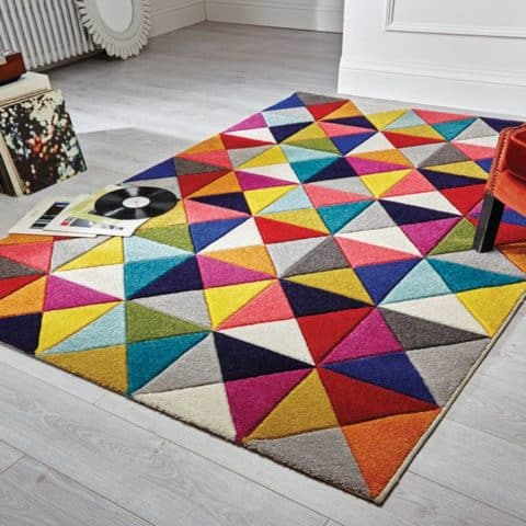 Stylish rugs for kids rooms