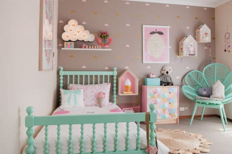 Wallpaper for kids room ideas