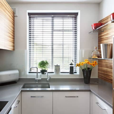 Window for small kitchen ideas