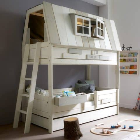 Unique bunk beds for kids